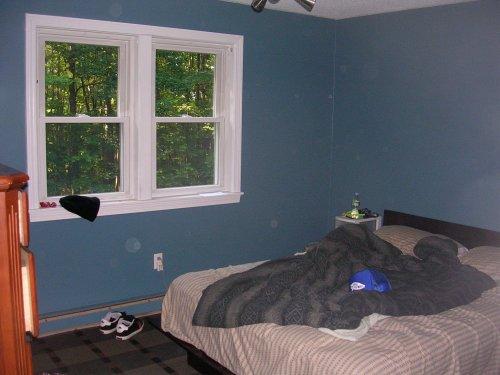 2nd Bedroom, aka Baby's room